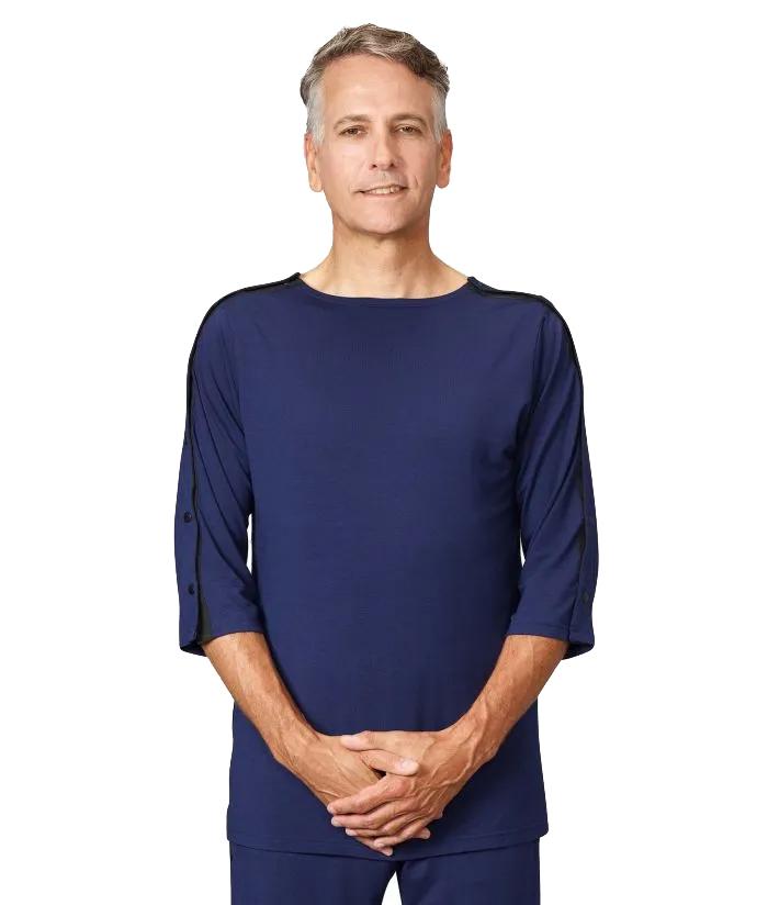 *EliaT* Herren Reha & Physiotherapie Dialyse Shirt