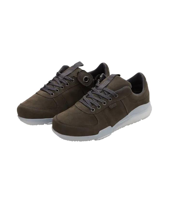 *SneakerT* extra weite Herren Reißverschluss Sneaker Schuhe