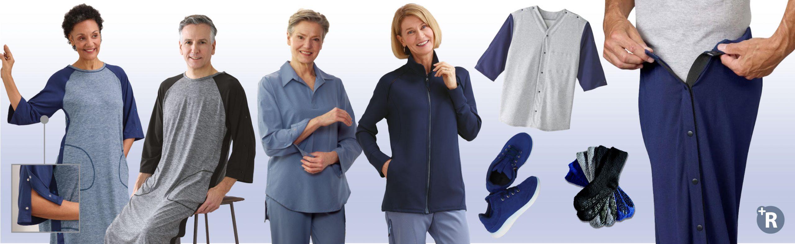 Rehabekleidung von Tamonda Pflegemode